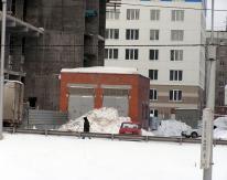 В результате проделанной работы в предусмотренном проектом месте была установлена трансформаторная подстанция