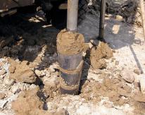 Для раскатки скважин используются раскатчики РС-250